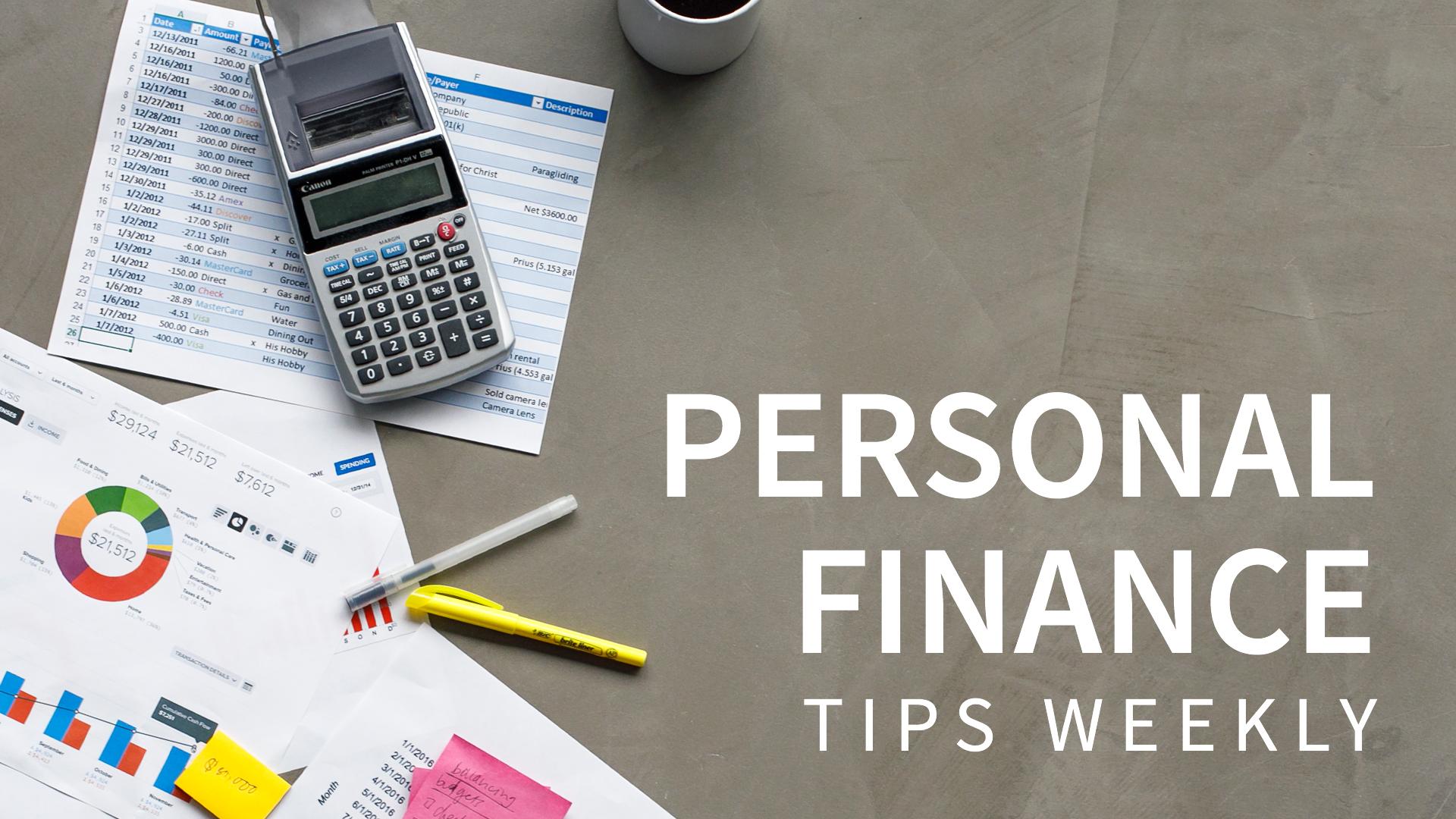 Honest Finance Tips